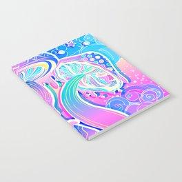 Magic Mushrooms Notebook