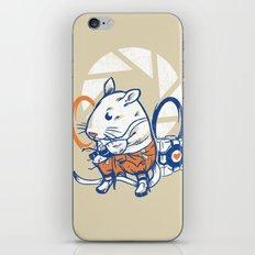 Rat Subject iPhone & iPod Skin