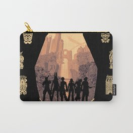 Zodiac Age Carry-All Pouch