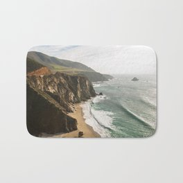 Big Sur California Pacific Coast 0577 Bath Mat