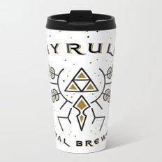 Hyrule Royal Brewery Metal Travel Mug
