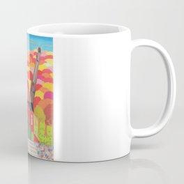 Duquesne Incline Coffee Mug