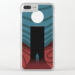 sentinel Clear iPhone Case