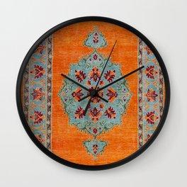 Persian Carpet Wall Clock