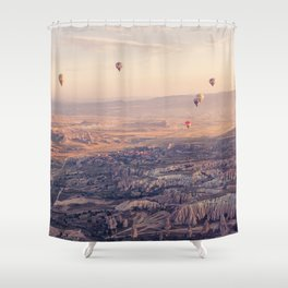Way Up High Shower Curtain