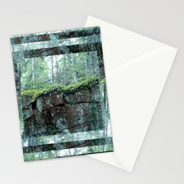MOSS ROCK Stationery Cards
