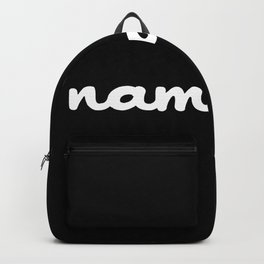 Namaste (Brush) Backpack