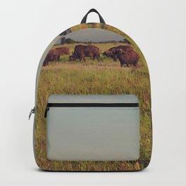 Vintage Africa 13 Backpack