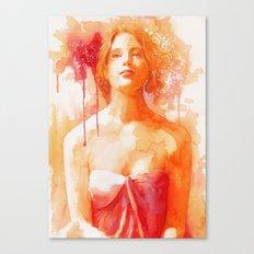 Make me feel Canvas Print