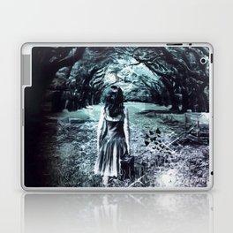 A scary unknown by GEN Z Laptop & iPad Skin