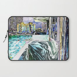 Balcony With A View Laptop Sleeve