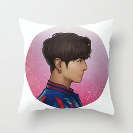 BTS Jungkook Throw Pillow