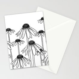Daisy Doodle Stationery Cards