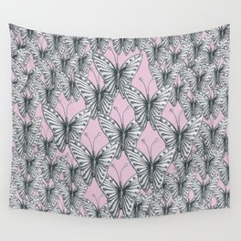 Butterfly hairpin 1900 #5 Wall Tapestry