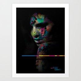 One per Customer Art Print