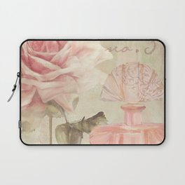 Perfume and Roses I Laptop Sleeve