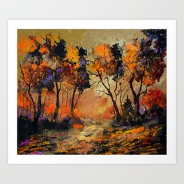 Autumn 766130 Art Print