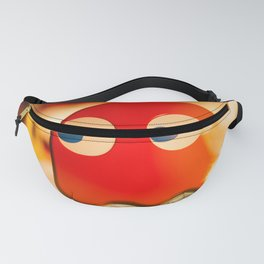 Retro Ghost Fanny Pack