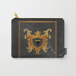 House of Gold and Marble Carry-All Pouch