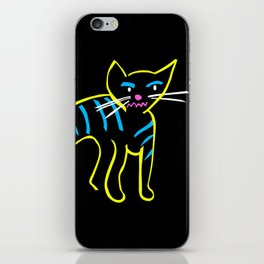 Cats in Spring iPhone Skin