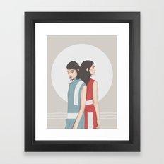 SCHV 12 Framed Art Print