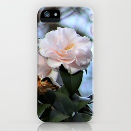 Flower No 3 iPhone Case