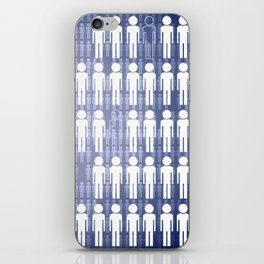 Numbers iPhone Skin