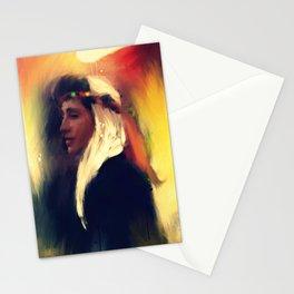 Leila Zana  Stationery Cards