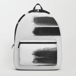 Stripes - No Comment #1 #minimal #painting #decor #art #society6 Backpack