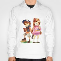 gravity falls Hoodies featuring Gravity Falls by Archiri Usagi