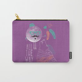 All the Way Carry-All Pouch