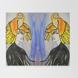 Soulmates #society6 #decor #buyart Throw Blanket