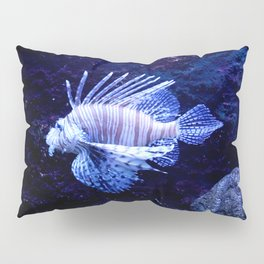 Sea World Lion Fish Pillow Sham