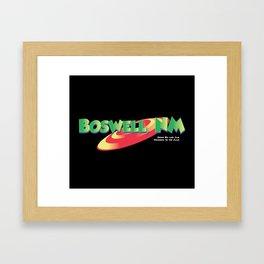 Boswell, NM by Grant Spanier Framed Art Print