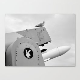 """Destroyer D186"" Canvas Print"