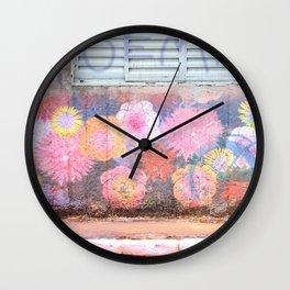 "Moema - Series ""Districts of São Paulo"" Wall Clock"
