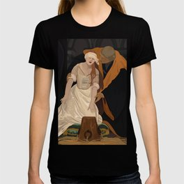 Lady Jane Grey illustration T-shirt