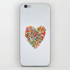 Sprinkles Party I iPhone & iPod Skin