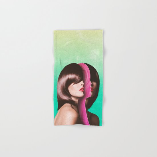 Split Hairs Hand & Bath Towel