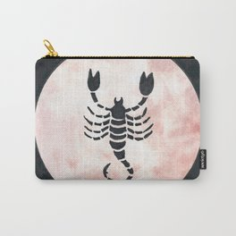 Scorpio - Zodiac sign Carry-All Pouch