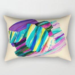 African Woman Pepe Psyche Rectangular Pillow