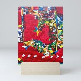 Row Mini Art Print