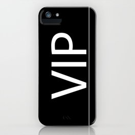 VIP Case for cell and laptop iPhone Case