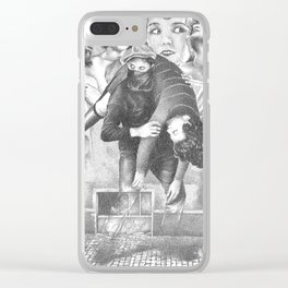 The Hawthorn in the Hands of the Dead (34)  Clear iPhone Case