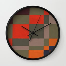 Intdes 4 Wall Clock