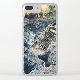 Little canyon Clear iPhone Case