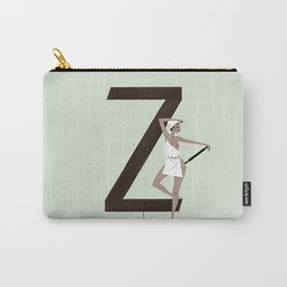 Zena & Meta Carry-All Pouch