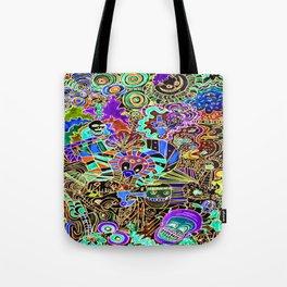 FLIPPIN FUNHOUSE Tote Bag
