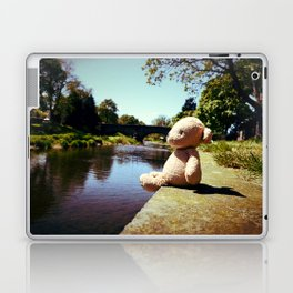 Lazing on a Sunny Afternoon Laptop & iPad Skin