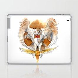 Potter Hedwig Owl Laptop & iPad Skin